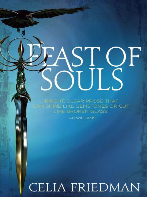 Friedman, Celia S - Magister 1 - Feast of Souls