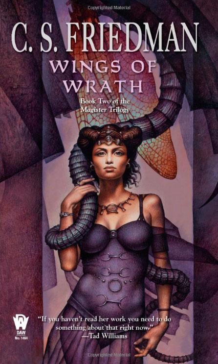 Friedman, Celia S - Magister 2 - Wings of Wrath