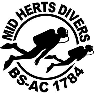 Mid Herts Divers Logo