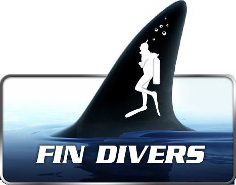 Fin Divers Logo